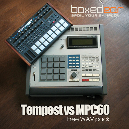 Boxed Ear Tempest vs MPC60 demo