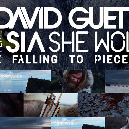 David Guetta - She Wolf (Falling To Pieces) (David Scorz Remix)