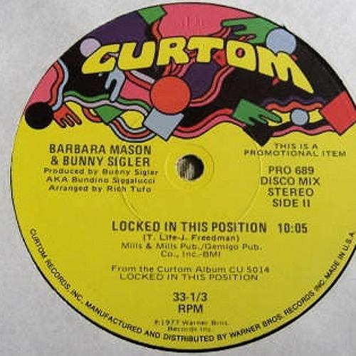 Barbara Mason & bunny Sigler - Locked in this position (dj mila instrumental edit)