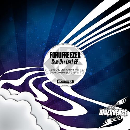 Forufreezer - Good Day Life ! EP DVG046 [OUT December 19, 2012]