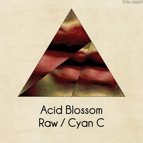 Cyan C  - Acid Blossom