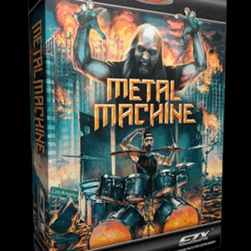 Toontrack MetalMachine - Drummix with Bass