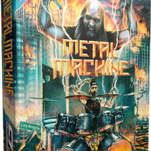 Toontrack MetalMachine - Full Mix