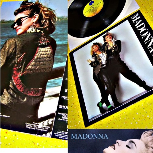 Madonna - Where´s The Party + Into The Groove (Bisex 2013 Mix)