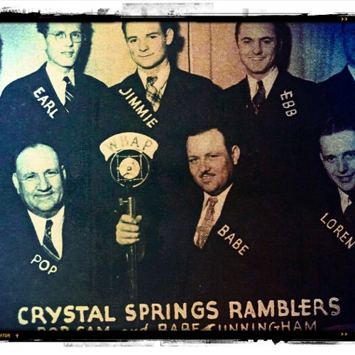 The Crystal Spring Ramblers - Fort Worth Stomp (The Swing Bot Remix)