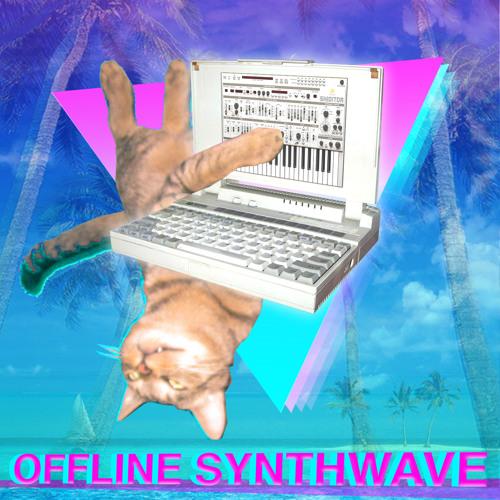 OFFLINE SYNTHWAVE ♒ ALBUM 0U† YO!!!1 ♒