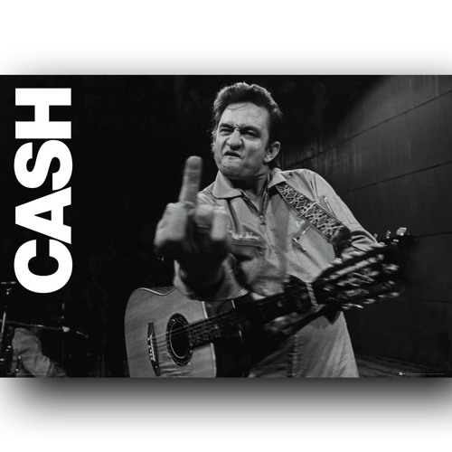 Johnny Cash - Ring Of Fire (Jimeni ReFix)