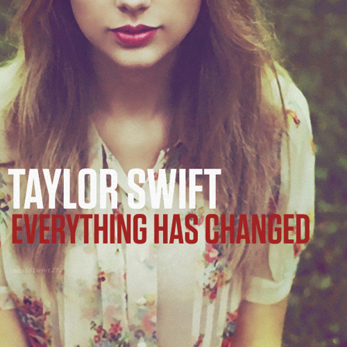 Thumbnail Everything Has Changed Taylor Swift Ft Ed Sheeran Cover