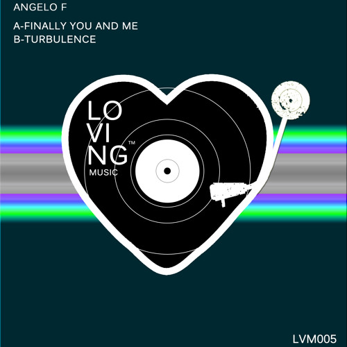 Angelo F - Turbulence (Original Mix) [Snippet]