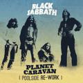 Black Sabbath Planet Caravan (Poolside Rework) Artwork