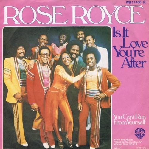 Rose Royce - Is It Love? (ADN Edit)
