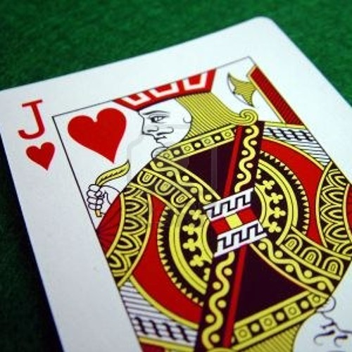 Jack Of Hearts - Red-E