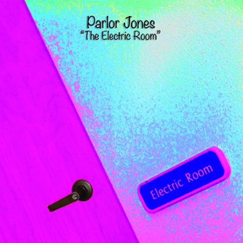 """CD Promo of """"The Electric Room"""" by Parlor Jones"""