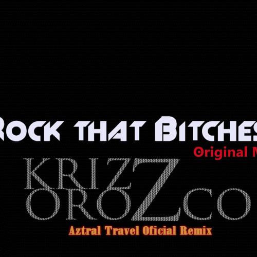 Brandon Herrera - Rock that bitchess ( Krizz Orozco AztralTravel Official Remix) DEMO