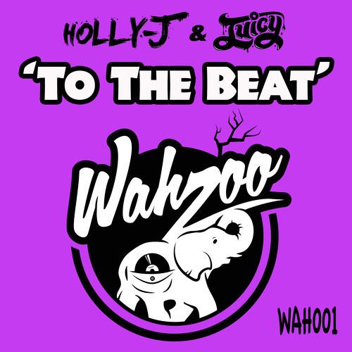 Holly-J & Juicy - To The Beat (Black Cat Remix) [Preview] Out now on Wahzoo Records !