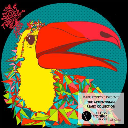 CFA013 - Marc Poppcke & Luis Hill - Leap In The Dark (Monster Of Density Remix)