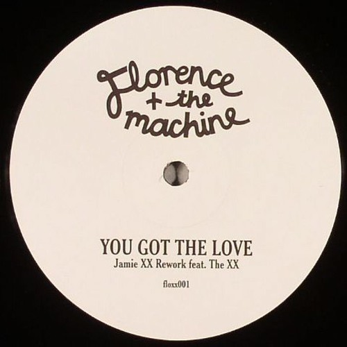 Florence and the Machine - Youve Got The Love (XX Remix)