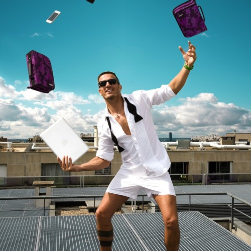 DJ Paulo & Jackinsky vs Danny Tenaglia - Chicky Boom Is The Answer - Steven Redant's Coxinha Mash SC
