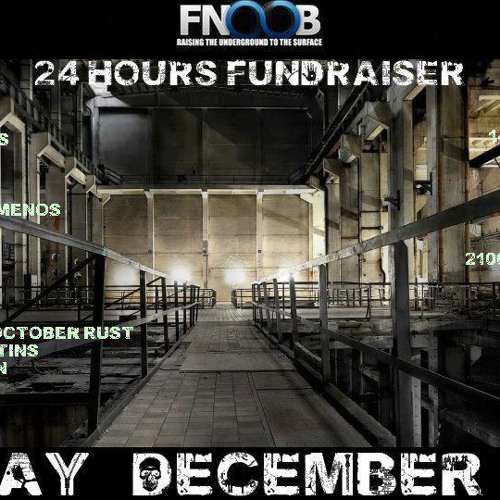 Juergen Lapuse FNOOB Fundraiser Day 2012