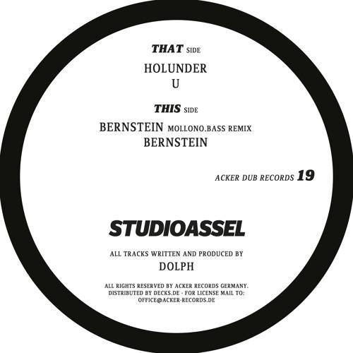 "ACKERDUB019 ~ DOLPH ~ Holunder - Schwebe-Edit-118Bpm ""Free Download"""