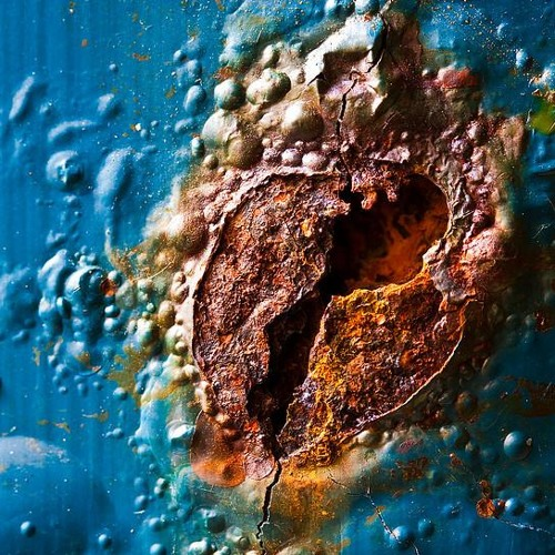 Lust over Rusted love
