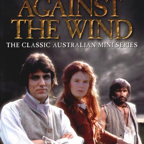 در برابر باد