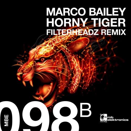Marco Bailey - Horny Tiger (Filterheadz Remix) [MB Elektronics]