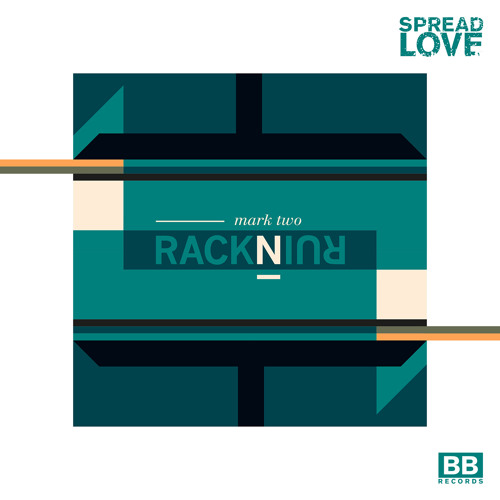 "RackNRuin - ""Mark Two"" (Black Butter Spread Love #4)"