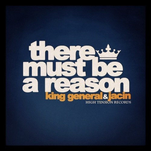 King General & Jacin - There Must Be A Reason (HTR12001 PromoMix)