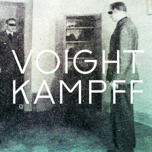 voight kampff by NATE WAB