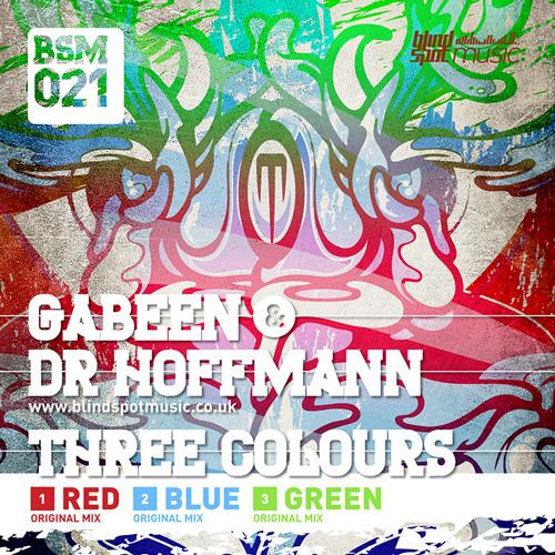 Gabeen & Dr Hoffmann - Blue (Original Mix) - BSM021