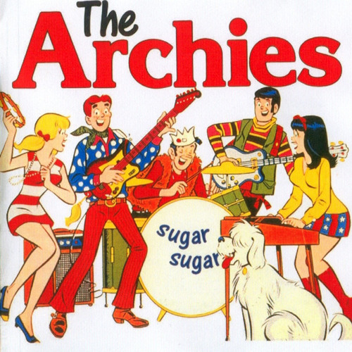 The Archies - Sugar sugar (Dance remix)