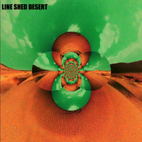 Line Shed Desert - Northern Lights