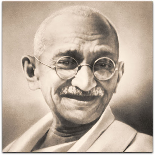 Gandhi - El Poder del Espiritu. Audiolibro