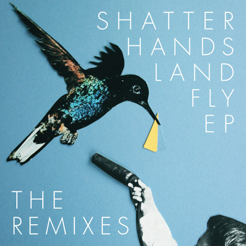 Shatter Hands - Land Fly (Prof.logik Remix) (Land Fly EP - The Remixes) [Digital + Tape]