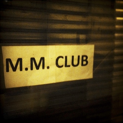 M.M. Club Mix (for Le Musicassette) - Good Old Boys (2012)