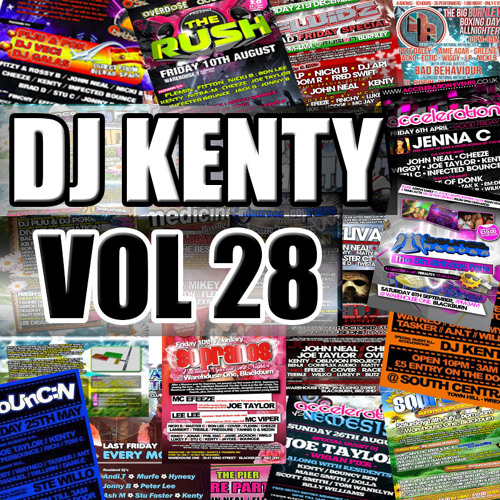DJ Kenty Volume 28