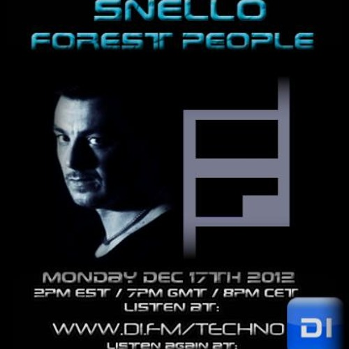 The Future Underground Show with Snello, Forest People & Nick Bowman