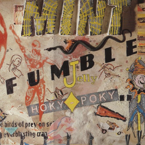 """MINT LP: """"Fumble Jelly Hoky Poky"""" 1988"""