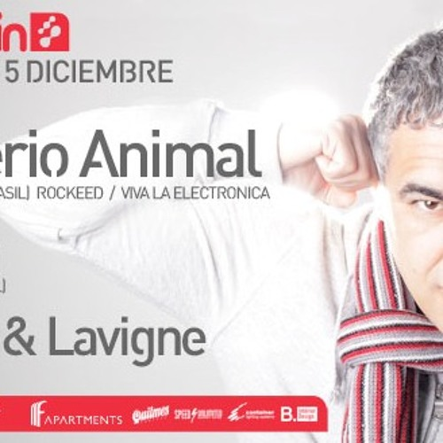 Rogerio Animal - Mini Set Live At  Bahrein Club (Buenos Aires -ARG)