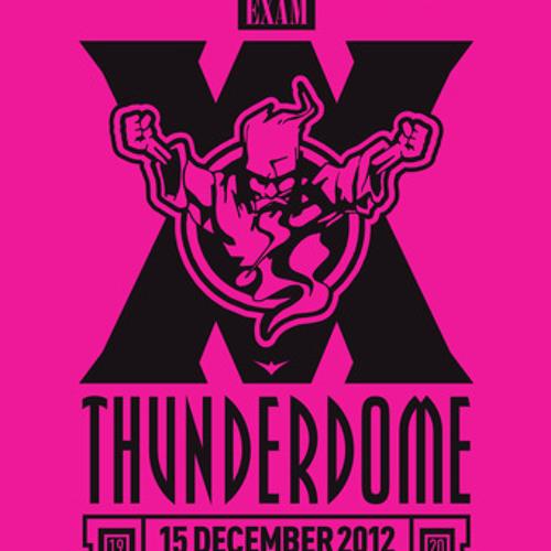 Akira @ Thunderdome The Final Exam, Tunnel of Terror, 15-12-2012, Rai, Amsterdam