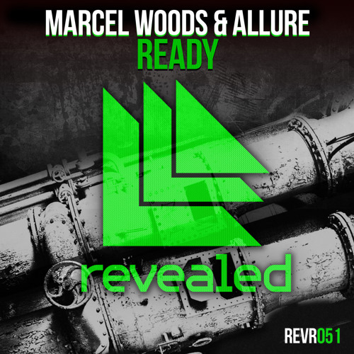 Marcel Woods & Allure - Ready [OUT NOW]