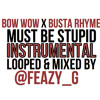 Must Be Stupid (INSTRUMENTAL) - Funzo Beatz