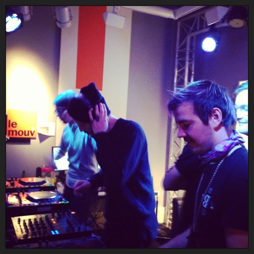 CLUB CHEVAL x PARA ONE x BOBMO - Live DJ Set @ Laura Leishman Project sur Le Mouv'