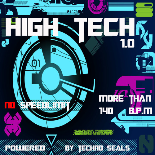 HighTech 1.0 By TechNo Seals