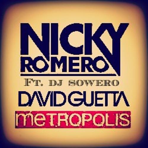 David Guetta ft Nicky Romero - Metropolis (Extended mix)