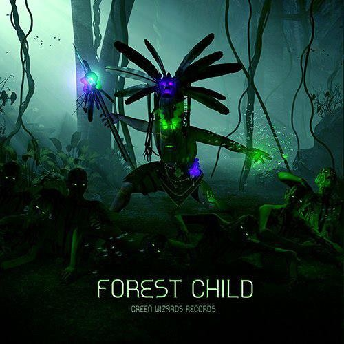 Fobi - Forest Child ( Green Wizards Records )