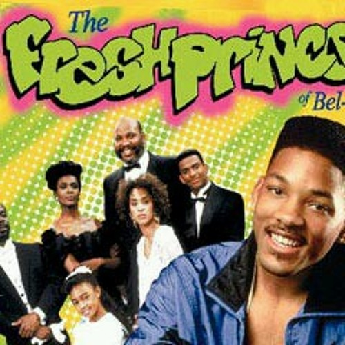 Fresh prince of Bellair Freestyle