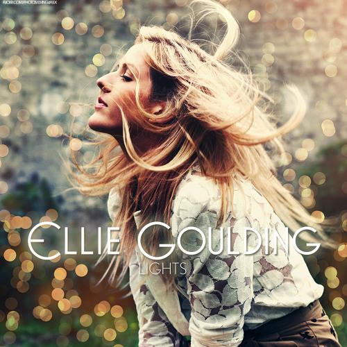Ellie Goulding Lights cover