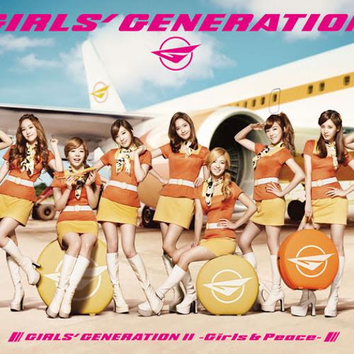 SNSD - Girls & Peace